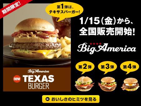 Big America Texas Burger