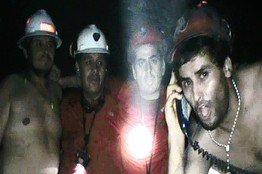 High-tech kept Chilean miners in touch with the surface
