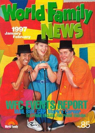 Don Davis, World Family News, January 1997