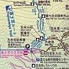 Mt. Fuji Fujinomiya trail map