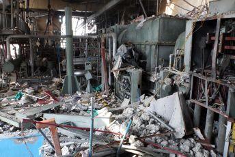 Fukushima Daichi No. 4 Bldg.