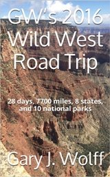 GW's road trip ebook cover