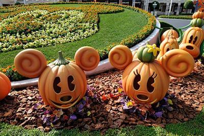 Halloween in Tokyo Disneyland
