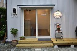 Hostel Mt. Fuji entrance