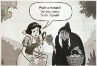 Japan protests over IHT Snow White cartoon about nuclear crisis