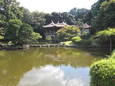 Kyugoryotei Taiwan Pavilion