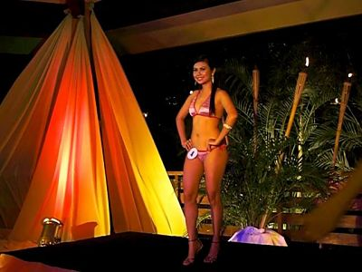 Miss Cebu 2009 swimsuit
