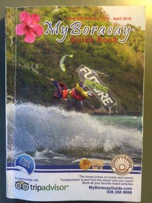 My Boracay Guide Book