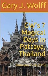 GW's 7 Magical Days in Pattaya cover image