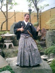 Samurai Gary 1