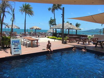 swimming pool @ Smugglers Cove Beach Resort