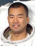 Japanese Astronaut Soichi Noguchi
