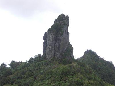 Te Rua Manga (The Needle)