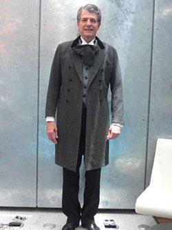Thomas Glover's butler