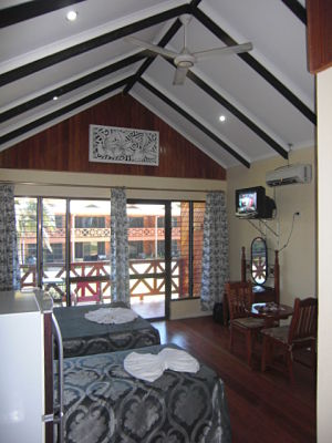 Wailoaloa Beach Resort Fiji, Room 405