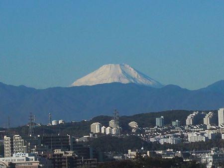 white coat Fuji-san