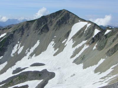 Mt. Yakushi-dake, elev. 2926 m.