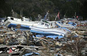 Yamada fishing boats