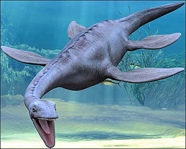 An image of Nessie