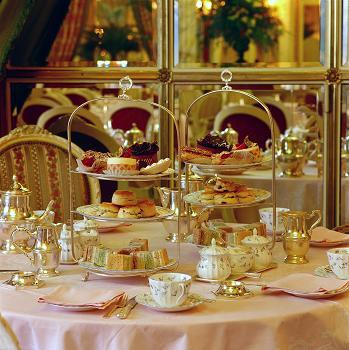 Afternoon Tea, the Culture of England