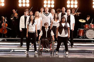 An American musical comedy-drama television series named Glee