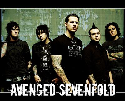 Avenged Sevenfold (A7X)