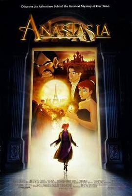Poster of Anastasia Movie by Disney