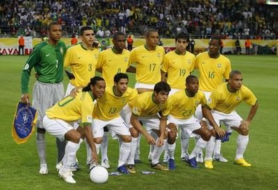 Brazil Soccer Team Players Brazil Soccer Team