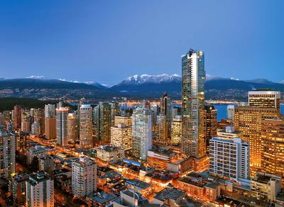 Vancouver: I only spent two hours in the Vancouver International Airport.