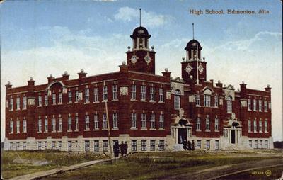 Victoria High School, Canada