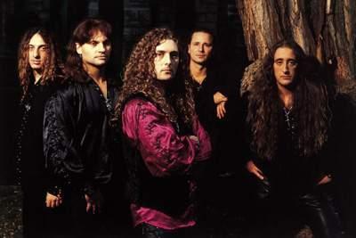 Italian symphonic metal band