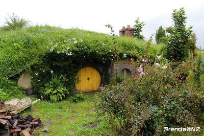 The hobbit cave