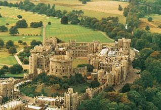 England's Windsor Castle