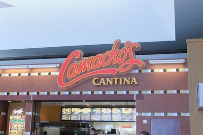 Camacho's Cantina @ LAX Airport
