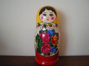 Matreshka nesting doll