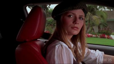 Mischa Barton, from the American drama
