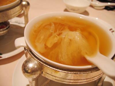 (3) Shark's Fin Soup