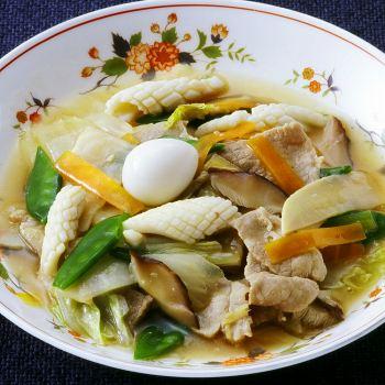 (4) Chop Suey