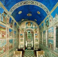 Artwork by Italian artist Giotto