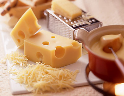 Emmenthal cheese
