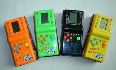 Tetris Handheld Game Consoles