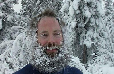 This guy knows what cold means... From Oymyakon, of course.