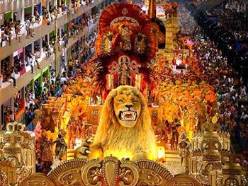 The Samba Carnival