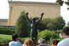 Rocky's Statue