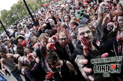 And that they do, if there is no new zombie film (not movie) in cinema (not theater).