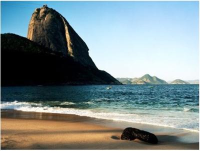 Sugarloaf Mountain and Copa Cabana Beach