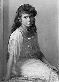 The real Anastasia Nikolaevna