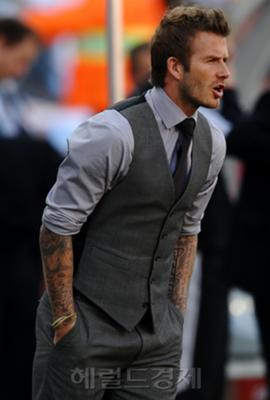David Beckham, 2010 World Cup in South Africa