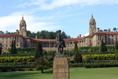 The Civil Service in Pretoria