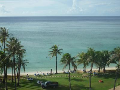 Sea of Guam